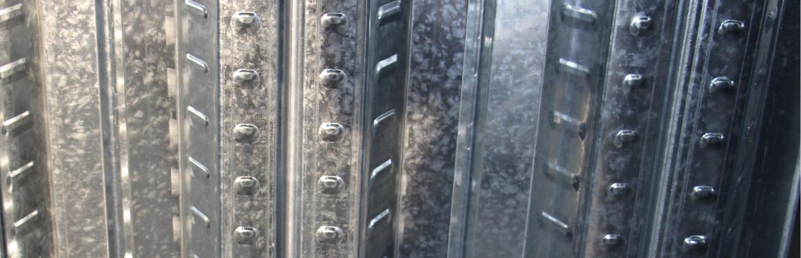 کاربرد های سقف عرشه فولادی