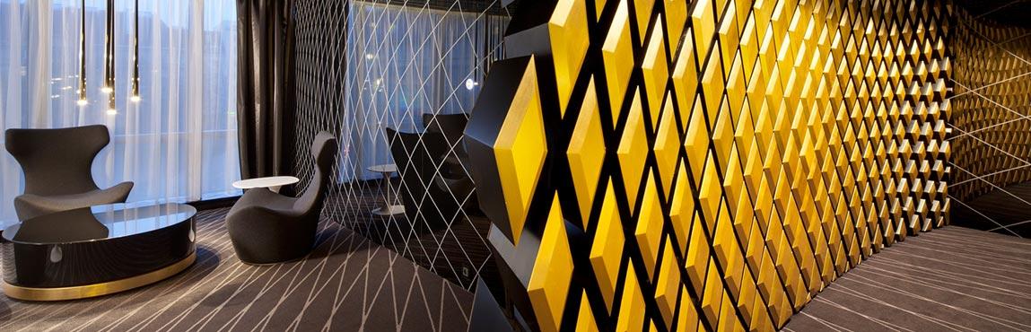 کاربرد فلزات در معماری