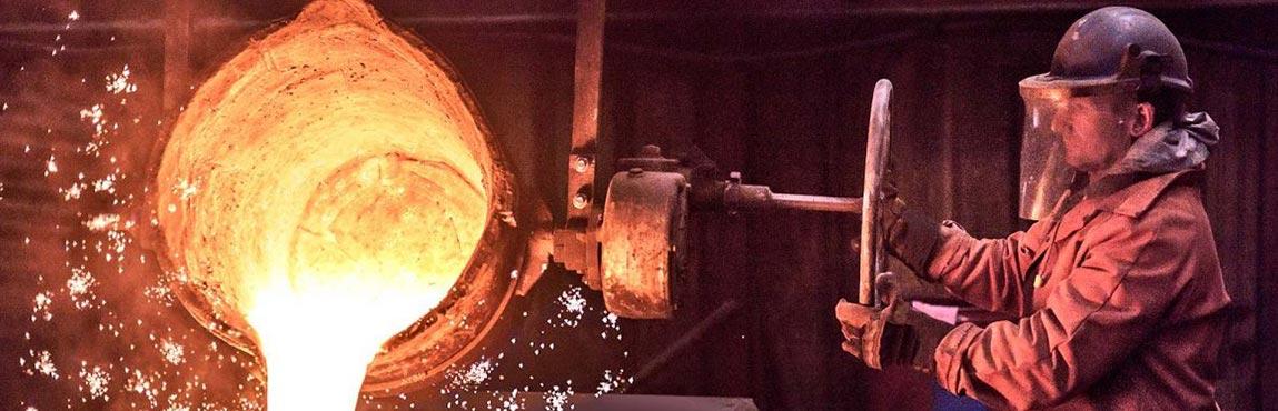سوختن فولاد