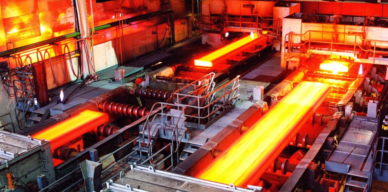 مزایا استفاده از فولاد