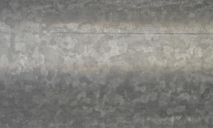 شوره سفید ورق گالوانیزه